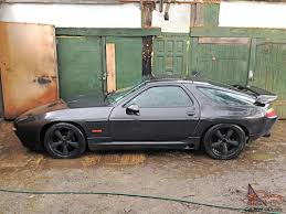 porsche 928 widebody 928s strosek v8 manual wide project barn find