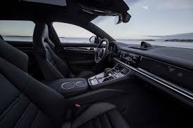 porsche concept interior 2018 porsche panamera sport turismo first drive review motor trend