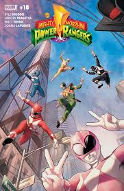 series mighty morphin power rangers