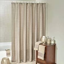 Cotton Waffle Shower Curtain White Waffle Shower Curtain Guilfordhistory