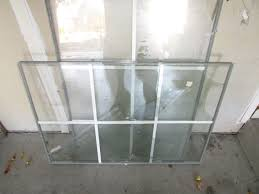 how to fix cracked glass window repairing a window with fogged glass