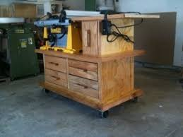 how to build a table saw workstation homemade router and table saw workstation homemadetools net