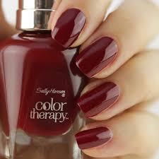 sally hansen color therapy unwined beauty pinterest sally