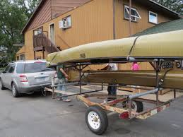jeep kayak trailer bwca for those that make canoe trailers boundary waters gear forum