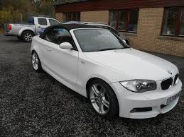 bmw convertible second second bmw 1 series for sale uk autopazar