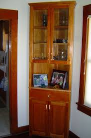 Corner Hutch For Dining Room Furniture Dish Cabinets And Wooden Corner China Hutch For Home