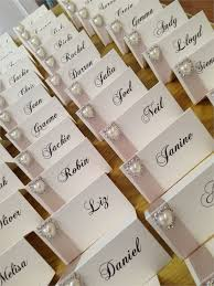 best 25 name cards ideas on table name cards wedding