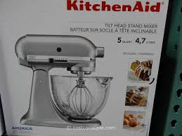 kitchenaid black friday 2017 kitchenaid tilt head stand mixer with glass bowl