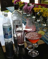 martini strawberry strawberry lime vodka martini or mocktail honeypie u0027s recipes