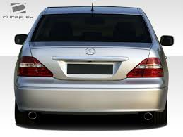 lexus ct200h body kit duraflex 107974 2004 2006 lexus ls series ls430 duraflex vip body