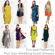 what to wear plus size wedding guest dresses wedding guest