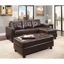 Reversible Sectional Sofa by Claremont Leather Reversible Chaise Sectional Sofa Sam U0027s Club