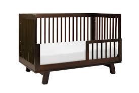 Hudson Convertible Crib Babyletto Hudson 3 In 1 Convertible Crib Espresso N Cribs