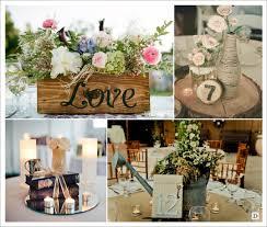 d co mariage vintage déco de table mariage vintage