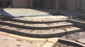 Fractured Earth Concrete Stamp by Pool Deck Stamp Concrete Flatworks Biz Youtube