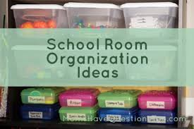 School Desk Organization Ideas School Room Tour And Organization Ideas