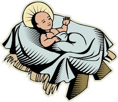 images of baby jesus in the manger free download clip art free