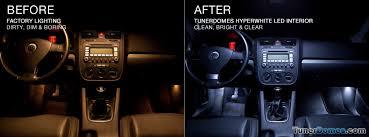 led car lights including led interior lights license plate