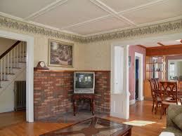 red brick wall living room ideas aecagra org