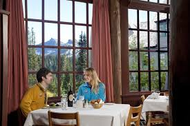 Roosevelt Lodge Dining Room by Paradise Inn Dining Room Visit Rainier