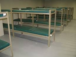 Prison Bunk Beds Sweeper Metal Manufactures And Prison Detention Equipment
