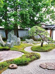 history and beauty of the japanese garden at home with stone