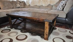 farmhouse style coffee table lovable farmhouse coffee table how to build and distress farmhouse