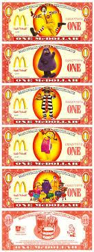 mcdonalds gift card discount ronald mcdonald dollars gift certificates pics