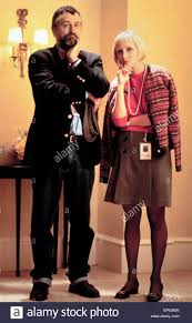 robert de niro u0026 anne heche wag the dog 1997 stock photo royalty