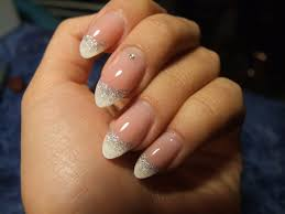 colored french tip nail designs images nail art designs