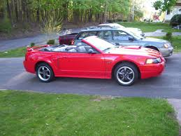 Red And Black Mustang Gt Anyone Paint Their 17