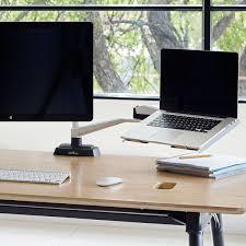 Laptop Cushion Desk by Http Www Varidesk Com Standing Desk Apple Monitor Mount With
