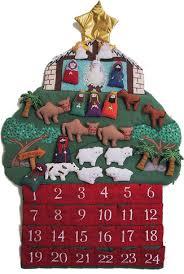 nativity advent calendar shaped nativity advent calendar