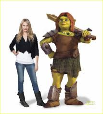 cameron diaz presents u0027shrek forever after u0027 cast pics photo
