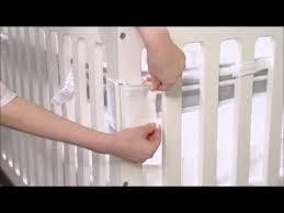 fresh air mesh crib liner bedding sets youtube