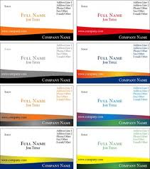 Dimensions For Business Cards How To Set Margins For Avery Business Cards On Microsoft Word