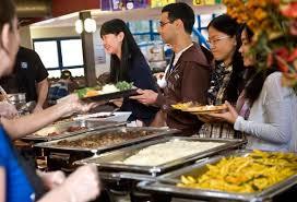uci serves up thanksgiving to international students orange