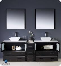 bathroom vanity sink with cabinets corner cabinet contemporary