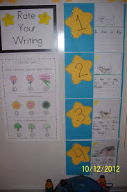 kinder writing paper best 25 writing center kindergarten ideas on pinterest writing writing and coloring rubric good idea to keep it up for the whole class to see it won t get lost in those messy desks like it would if it was on paper