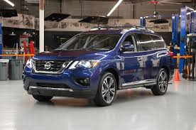 nissan pathfinder images 2017 2017 nissan pathfinder gets five star crash test rating from ncap