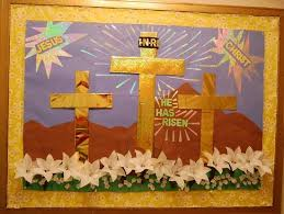 easter religious decorations best 25 easter bulletin boards ideas on april