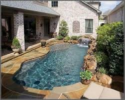 Pool Ideas For A Small Backyard Pools For Small Yards Best 25 Small Backyard Pools Ideas On