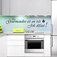 stickers cuisine citation amazon fr stickers cuisine cuisine maison