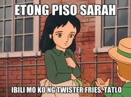 Sarah Memes - princess sarah memes 7 when in manila