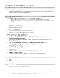 Sample Resume For A Career Change by Career Change Cv Samples