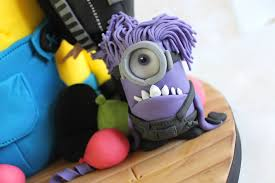 minions cake toppers evil minion cake topper cakecentral