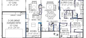 Single Story Tiny Homes Modern House Plans And Elevations