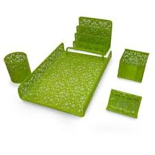 Green Desk Accessories Green Desk Accessories For Less Overstock