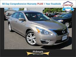 nissan altima check engine light 2014 used nissan altima premium audio package backup camera