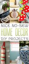 Home Decorating Craft Projects 90 Best Sew It Yourself Home Decor Images On Pinterest Projects